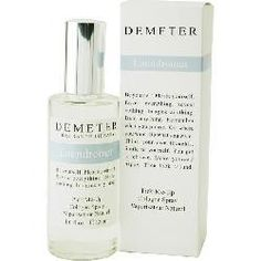 Demeter Laundromat is the only perfume that I have purchased multiple bottles of. Its just too bad that Demeter perfumes never seem to last very long.