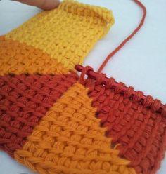 Ten Stitch Tunisian Crochet | AllFreeCrochetAfghanPatterns.com