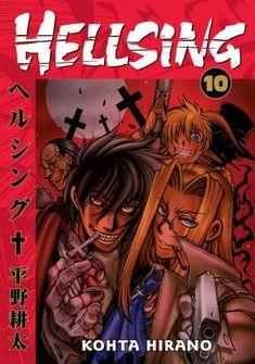 Manga, Hellsing