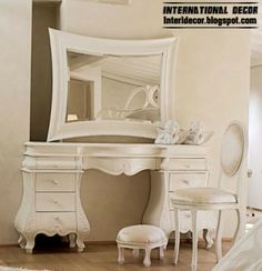 Do You Want To Buy Dressing Table And Donu0027t Know How Choose The Right Piece  From The Market, I Provide Tips When You Buy Dressing Table Vanity