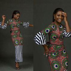 81c6fa7ccf4f2 Latest African Styles, Ankara Styles For Women, African Dresses For Women,  African Print