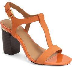 Calvin Klein 'Crimson City' Sandal (Women)