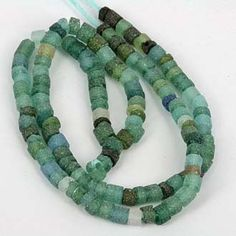 Roman Period Glass Beads
