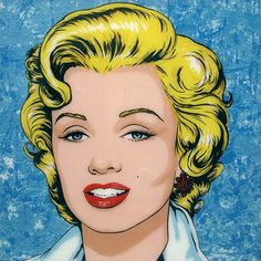 Marylin Monroe Original Art by Antonio de Felipe :: PicassoMio Marylin Monroe, Marilyn Monroe Photos, Girly Drawings, Norma Jeane, Andy Warhol, Art Pages, Watercolor And Ink, Caricature, Pop Art