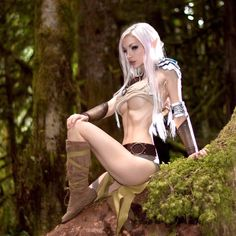 Check out the whole photo set on stylerotica.com and for anyone who doesn't have a membership yet I made some of these images available as signed prints and posters here: www.thisiskato.com #kato #elf #stylerotica #oregon #lotr #underboob #pastelhair #handmade #forest #faerie #pixie #cosplay #cosplaygirls by katopunk