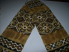Genuine Traditional African Scarves made with by tambocollection