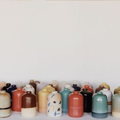 A new batch of Daren Wilson pinky vases have arrived at both of our store locations!