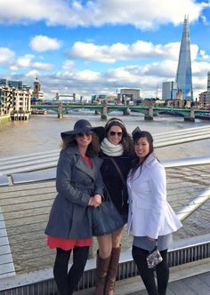 Millennium Bridge, London, England  | AnnaVincensa