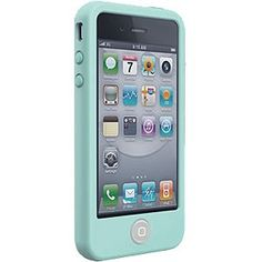 SwitchEasy Colors Pastels Mint Silicone  for  4