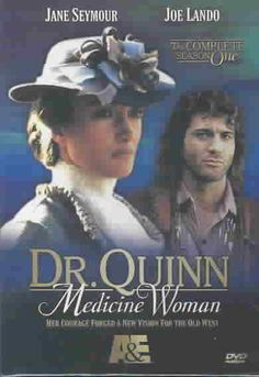 This multi-volume box set collects all 17 episodes from the first season of the popular and award-winning family drama Dr. Quinn, Medicine Woman. Jane Seymour stars as the smalltown doctor trying to e