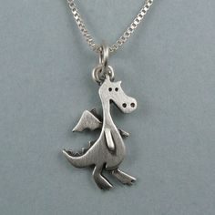 dragon necklace. I need this