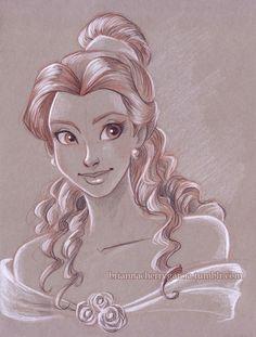 Belle by Brianna Cherry Garcia