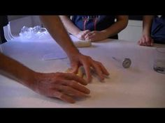(20) Shapping baguettes - YouTube