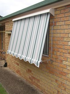 Easy installation & Operation - Retractable Awnings