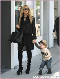 Rachel Zoe Out And About With Her Family | Celeb Gossip, Celeb ...