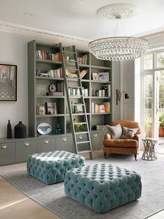Прекрасная резиденция в Лондоне | Пуфик - блог о дизайне интерьера