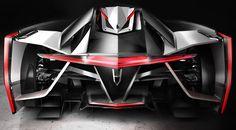 Cadilac Estill Super Car Concept by Ondrej Jirec - a Czech student, at the Art Center College of Design in Pasadena, California.