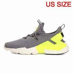 Original New Arrival NIKE AIR HUARACHE DRIFT Men's Running Shoes Sneakers Nike Air Huarache, Running Shoes For Men, Huaraches, Shoes Sneakers, Pairs, The Originals, Store, Shopping, Loafers & Slip Ons