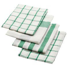 ELLY Dish towel - IKEA get 3