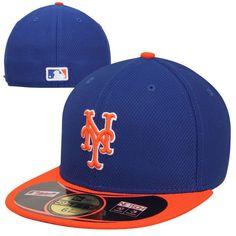 Men's New York Mets New Era Royal/Orange 2016 Alt 2 On-Field Diamond Era 59FIFTY Fitted Hat, $34.99 http://shareasale.com/m-pr.cfm?merchantid=62865&userid=646297&productid=649632956&afftrack=