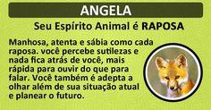 Qual é O Seu Espírito Animal?
