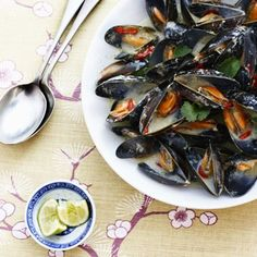 Steamed Mussels Recipe Ideas - Healthy & Easy Recipes