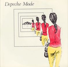 Depeche Mode : dreaming of me