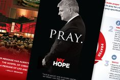 Printable materials: My Hope 2016 promotion Conference Poster, Billy Graham, I Hope, Simple Way, Bible Verses, Prayers, Inspirational Quotes, Words, Promotion