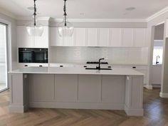 The Hamptons, Kitchen Cabinets, Indoor, Home Decor, Interior, Decoration Home, Room Decor, Cabinets, Home Interior Design