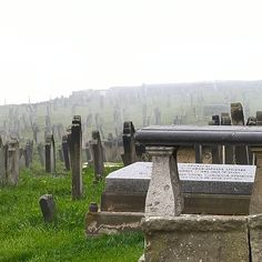 #whitby #dracula #graves