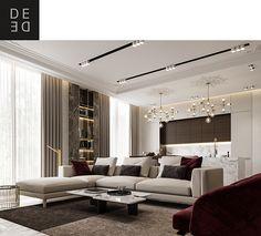 Bedroom contemporary decor luxury furniture 29 new Ideas Apartment Furniture, Apartment Interior, Apartment Design, Living Room Interior, Apartment Living, Living Room Decor, Living Room Furniture, Bedroom Apartment, Apartment Kitchen