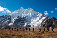 Trekking por el Techo del Mundo - Nepal