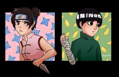 Rock Lee And Tenten, Best Couple, Naruto Uzumaki, Family Guy, Anime, Fictional Characters, Hipster Stuff, Cartoon Movies, Anime Music