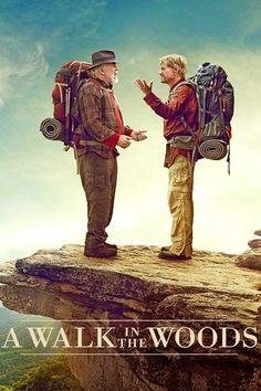GRANDES AMIGOS Tras pasar dos décadas en Inglaterra, Bill Bryson (Robert Redford) regresa a los Estados Unidos con el fin de emprender la gran aventura de su vida: escalar el sendero de los Apalaches y sus más de 3.500 kilómetros de longitud, atravesando algunos de los paisajes más bellos del continente. Aunque para ello tenga que alejarse de su familia y de Catherine (Emma Thompson), su esposa.  IDIOMA LATINO ALTA DEFINICION 720P