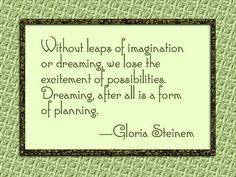 Steinem quote