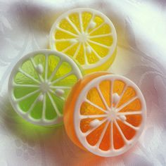 "Soap ""Citron""."