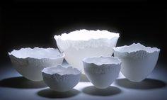 Angela Mellor – 'Glacial Light' Series