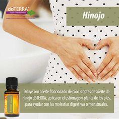 Molestias digestivas o menstruales