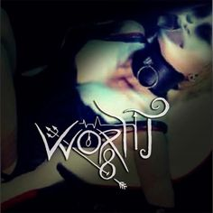 From the cd cover to the EP ´WORHT - Unholy Spanking´