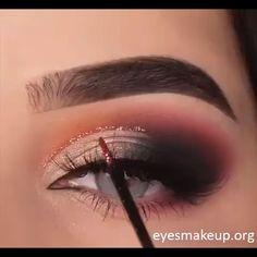 Makeup tricks to look younger: 11 . - Makeup tricks to look younger: 11 ways to look younger with makeup – - Makeup Tricks, Eye Makeup Tips, Smokey Eye Makeup, Makeup Goals, Eyebrow Makeup, Skin Makeup, Makeup Inspo, Eyeshadow Makeup, Makeup Inspiration