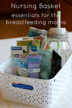 Ultimate New Mom Gift Basket Diy Dressing Gifts And