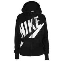 d4fdb5aad59 mobeddzz s save of Nike Light Weight Full Zip Hoodie - Women s at Foot  Locker on Wanelo