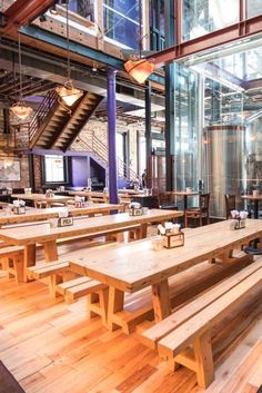Lagunitas TapRoom & Beer Sanctuary in Charleston. I love this beer. Brewery Design, Pub Design, Coffee Shop Design, Restaurant Design, Restaurant Ideas, Cafe Restaurant, Brewery Interior, Pub Interior, Beer Brewery