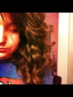 Curly hairs!