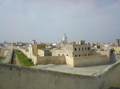 Portuguese City of Mazagan (El Jadida), Region: Doukkala-Abda, Province El Jadida, Morocco. Inscription in 2004. Criteria: (ii)(iv)