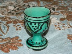 Moroccan egg cup