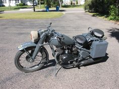 Photo 1 of a restored DKW NZ 350 motorcycle