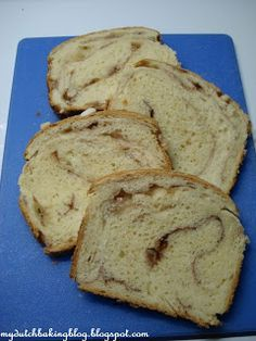 My Dutch Baking Blog: Fryske Sûkerbôle (Frisian Sugar Loaf) recipe