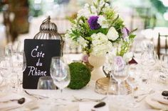 When someone mentions they have a wedding with French Bohemian flair for me to gawk over, I say sign me up. Well,  this French Bohemian fête is no exception. I signed up in ink, crossed my t's, dotted my i's,
