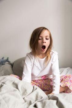 ZARA - #zaraeditorial - LIFE IS BETTER IN PYJAMA | KIDS
